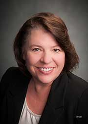 Photo of Lynn Longan, Rural Strategies Manager for the Washington State Department of Commerce