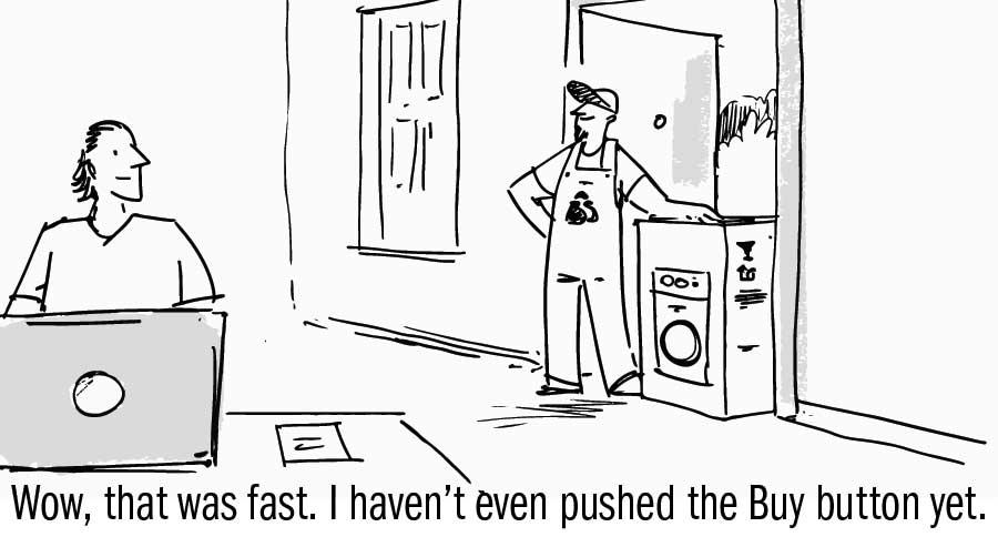 The 24/7 cash machine.