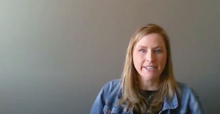 Megan Hulsey discusses access to capital for startups.
